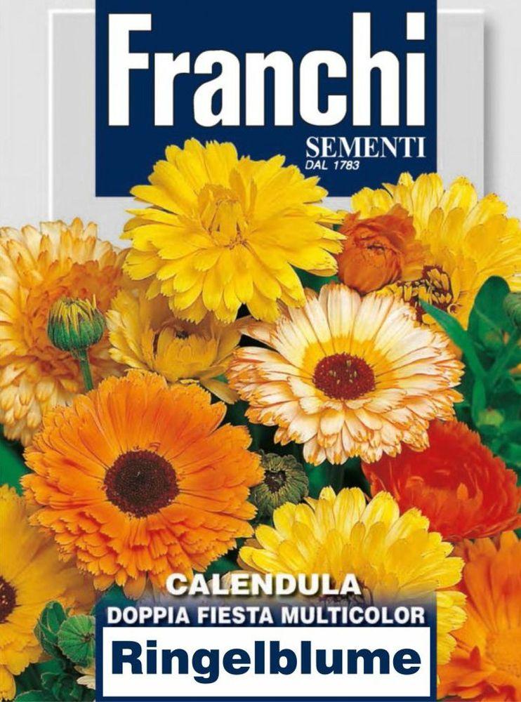 niedrig 60 Samen 50012 ca Ringelblume /'Fiesta Gitana/' Calendula officinalis